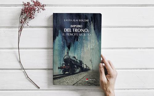 Libro imperio del trono, Laura Berzins, Cuentos de la Nena