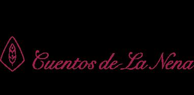 Logotipo cuentos de la nena, Laura Berzins, mentora de escritoras