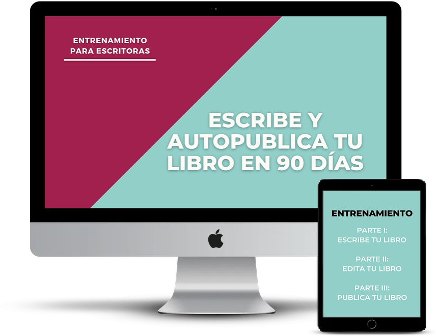 Entrenamiento para Escritoras, Cuentos de la Nena, Laura Berzins, Escribe y Autopublica tu libro en 90 días