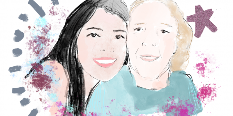 Escuela de Escritoras, Mentora de Escritoras, Laura Berzins, Cuentos de la Nena, El duelo que me convirtió en autora, blog